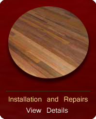 Floor Installation and Repairs